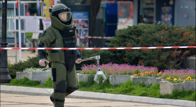 Евакуираха сградата на Община Русе заради бомбена заплаха