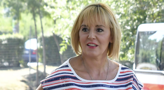 """След бързата намеса на Манолова, кметът на Димитровград спря застрояването на парка """"Вапцаров"""""""
