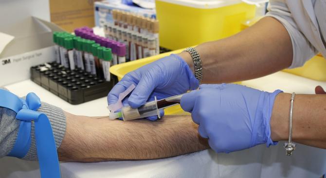 С кръвни тестове започва в Русе антиспин кампания
