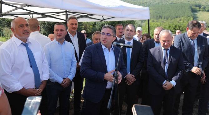 Нанков: Минаваме от приказки към реални действия за Северна България (снимки)