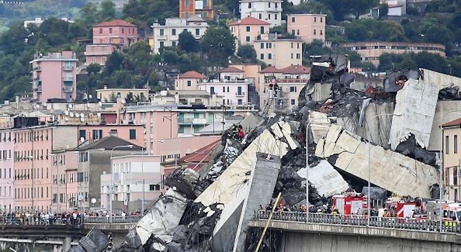 Намериха още три трупа! Извадиха семейство с 9-годишно дете под рухналия мост в Генуа