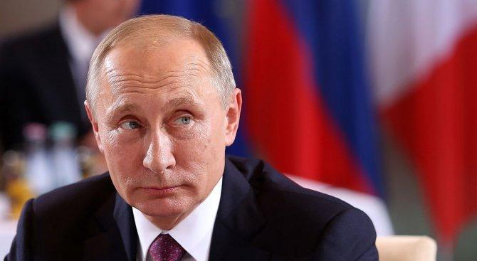 Путин пристигна в град Грац, където ще е гост на сватбата на външната министърка на Австрия