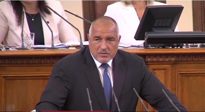 Борисов: Оставката на Ралица Агайн не решава нищо (видео)