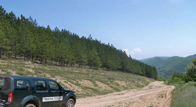 Издирван от Интерпол е заловен на границата с България
