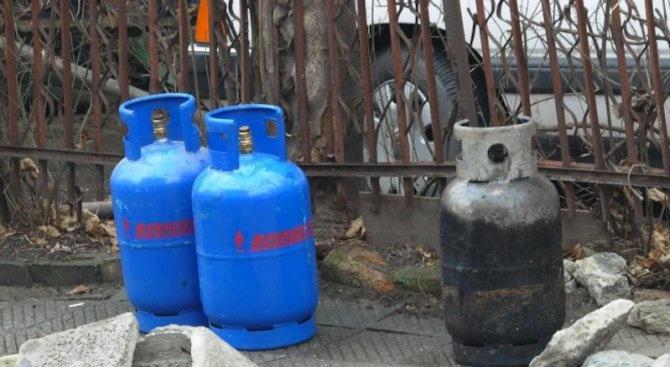 Започват масирани проверки на пунктовете за зареждане на газови бутилки