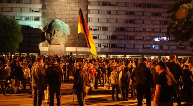 Българи в Кемниц: Ситуацията е страшна