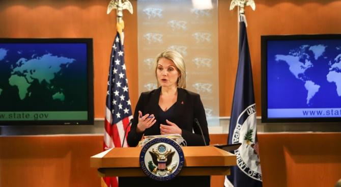 САЩ отправиха предупреждение към Русия и Сирия срещу употребата на химически оръжия