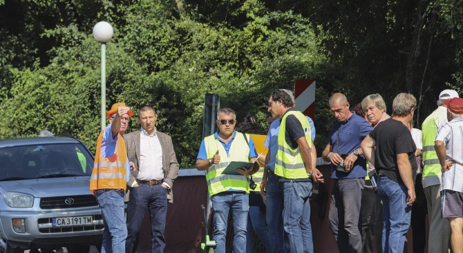 Отново протест в Своге