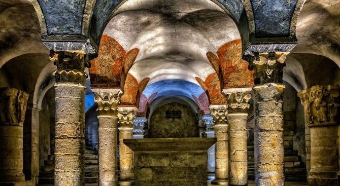 Най-красивите подземни забележителности по света