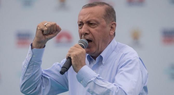 Ердоган призова Киргизстан да вземе мерки срещу мрежата на Гюлен
