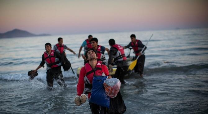 ООН: Трафикът на хора през Средиземно море става все по-рисков
