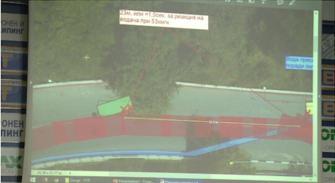 Разкриха фрапиращи данни за пътя убиец край Своге (видео)