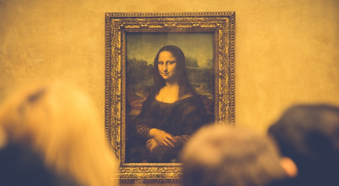 Лекари разтълкуваха усмивката на Мона Лиза