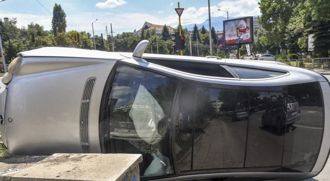 Близо 7000 тежки катастрофи с 682-ма загинали и хиляди ранени в България през 2017 г.