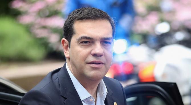 Ципрас обеща възраждане на страната