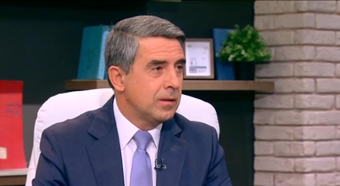 Росен Плевнелиев: Външнополитически Румен Радев не е никакъв фактор (видео)