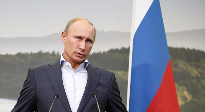 Чавка е виновна за гафа на Владимир Путин с машината за гласуване