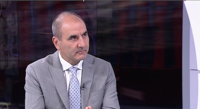 Цветанов: ПГ на ГЕРБ ще подкрепи решението на Борисов за смяната на министрите (видео)