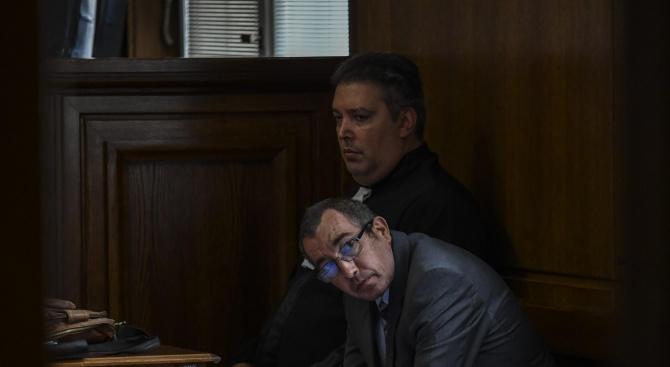 Гледат делото срещу прокурора, обвинен в натиск над съдия (снимки)