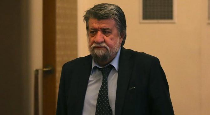 Вежди Рашидов се срещна с посланика на Турция Хасан Улусой (снимка)