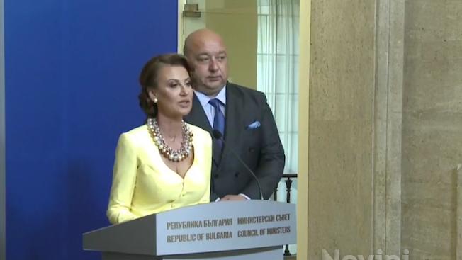 Илиана Раева: Благодарим на премиера Борисов и правителството за безценната помощ (видео)
