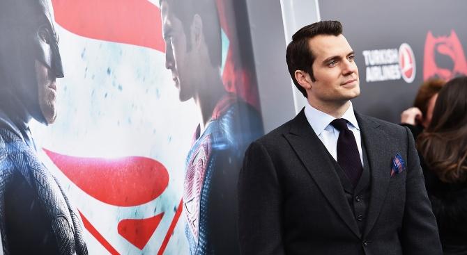 Хенри Кавил вече няма да е Супермен