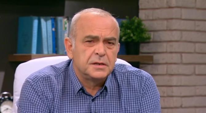 Костадин Паскалев: В страната ни има уникална корупция при изпълнението на строителните обекти на АПИ