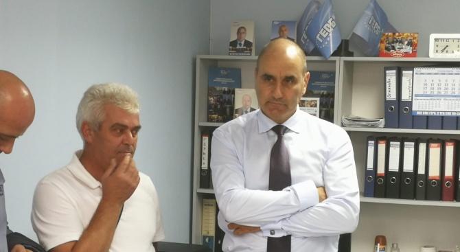 Цветан Цветанов: ГЕРБ никога не е делила общините на наши и ваши