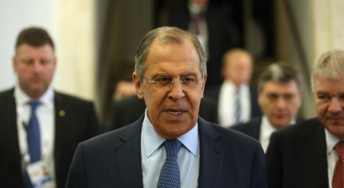 """Лавров: Не се готви никаква офанзива срещу Идлиб. Реакцията на Лондон по случая """"Скрипал"""" е нелогична (обновена)"""