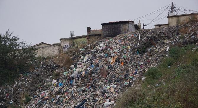 ГЕРБ- Пазарджик се включи в почистването на България
