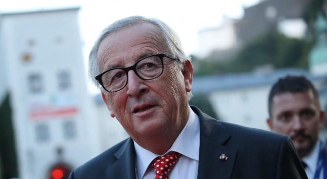 Юнкер: ЕС и Великобритания са като влюбени таралежи