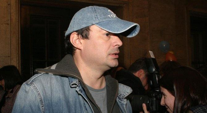 Иван Ласкин влезе в болница