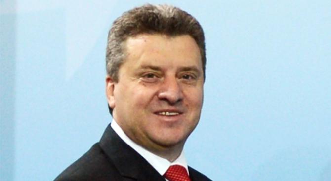 Георге Иванов: Няма да застраша македонската идентичност