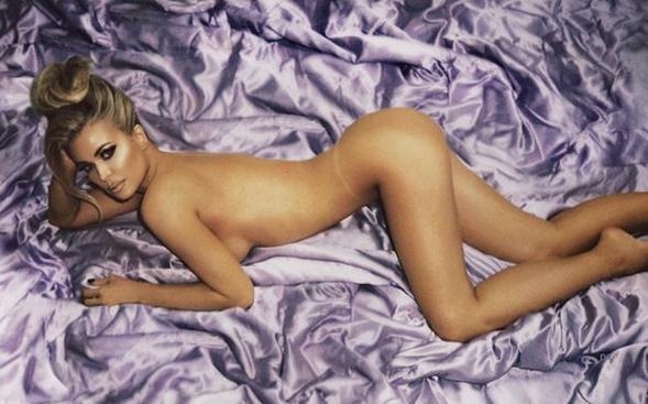 Кармен Електра чисто гола на 46 (снимки 18+)