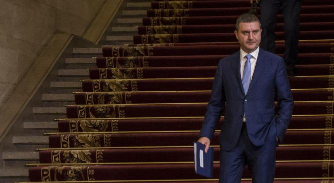 Горанов категоричен: Няма да допусна различни ДДС ставки