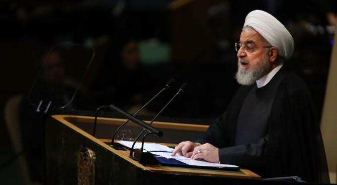 Рохани: САЩ искат да свалят иранския режим