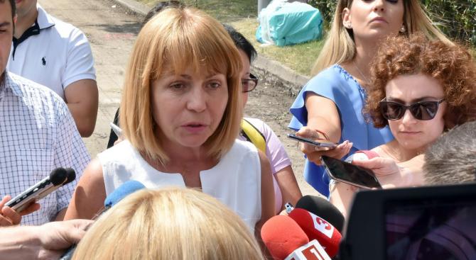 Фандъкова: Вляхме много средства в икономиката
