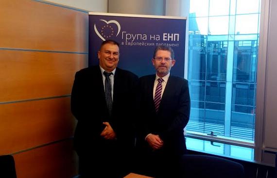 Емил Радев проведе среща с председателя на австралийския Сенат Скот Райън