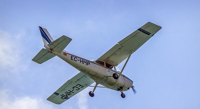 Малък самолет се разби в Германия