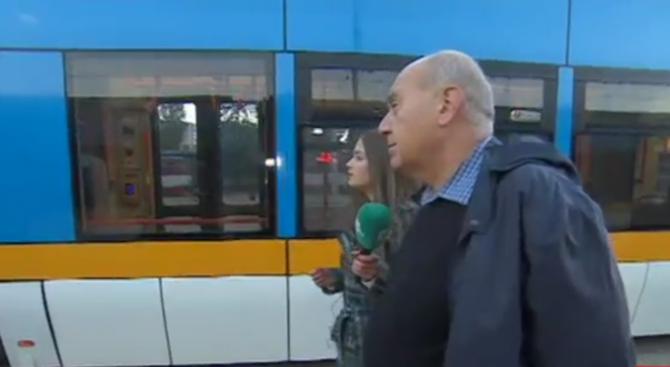 Стрелбата по трамвай номер 7 ще струва най-малко 3 000 лева (видео)