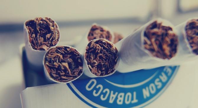 Хванаха тютюн и цигари без бандерол