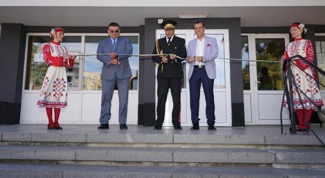 Министър Маринов ще открие реновираната сграда на РСПБЗН - Нова Загора