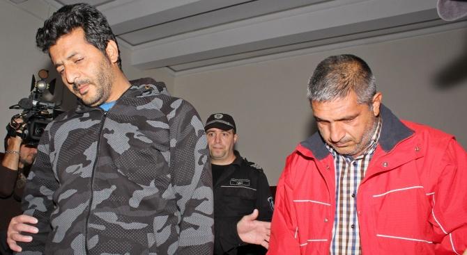 Двамата иранци с рекордните 712 кг хероин остават в ареста (снимки)