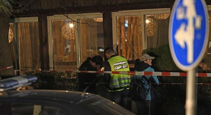 Издирват двама за снощната стрелба по Жирафа в София (снимки+видео)