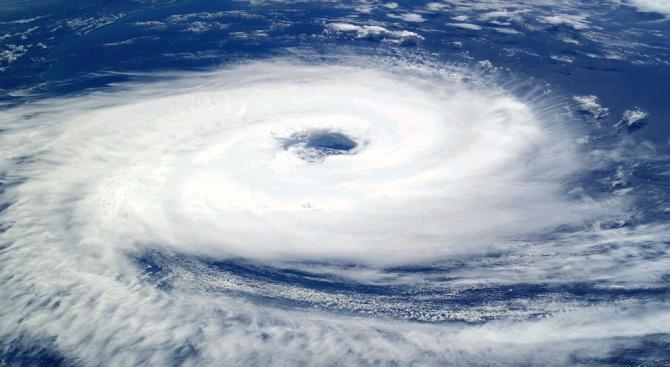 Супертайфун приближава бреговете на Южна Корея
