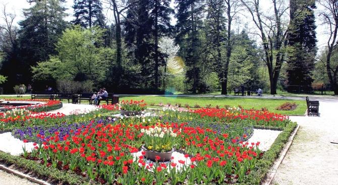 """Столичната община отстъпва парка """"Врана"""" на държавата"""