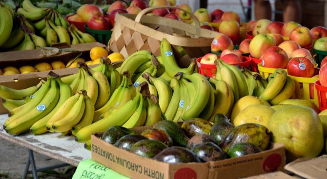 Плодовете и зеленчуците удължават живота