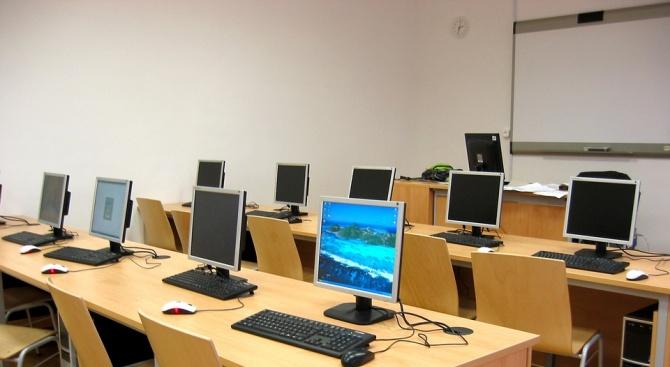 От МОН ще поискат правителството да отпусне 7 млн. лв. за безплатен интернет в училищата