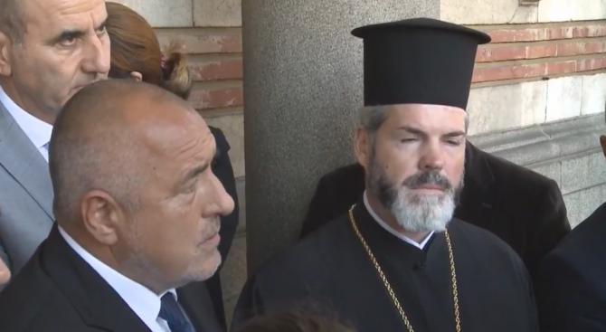 Борисов: Щом се качват учителските заплати, нормално е да се качат и на свещениците, ходжите (видео)