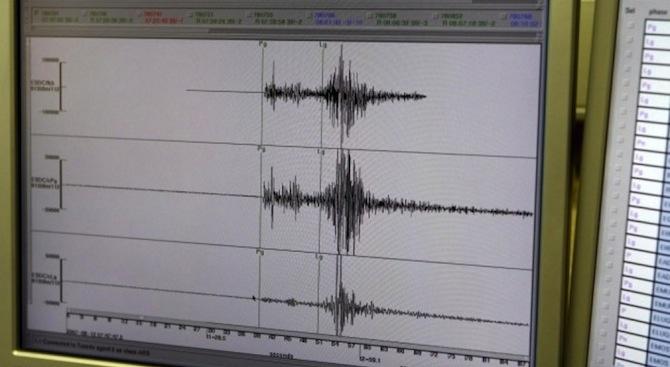 Земетресение удари остров Хокайдо